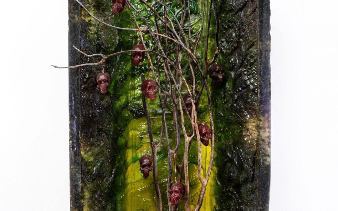 Skull Tree Jade Garden